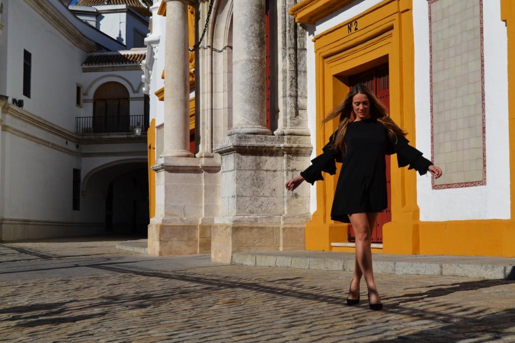 Blogger der Sevilla Plaza de Toros