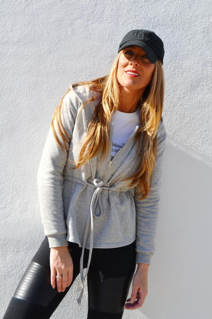 Sudadera - sheinside - sport 2- look sport fashion