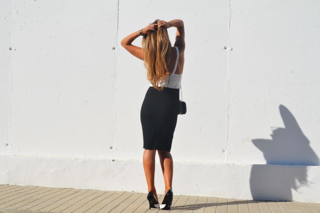 vestido lapiz 8