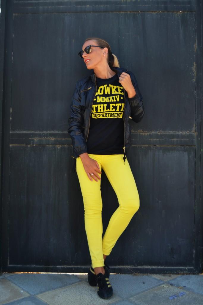 Camiseta Flowker para un look sport