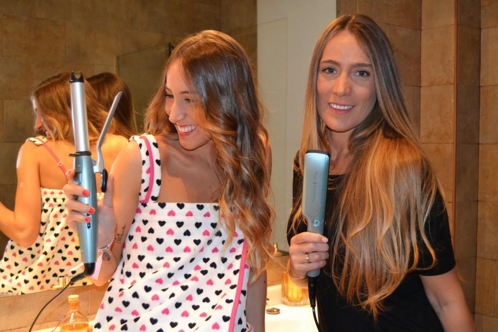 La nueva gama con tecnología Hydracare cuida tu cabello