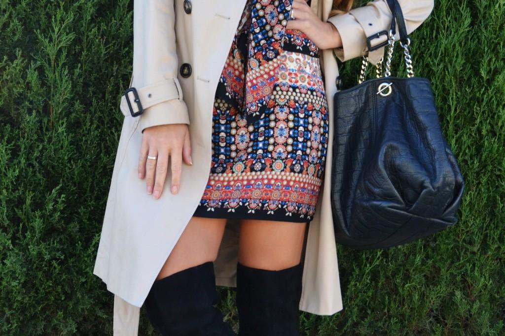 vestido estampado 10