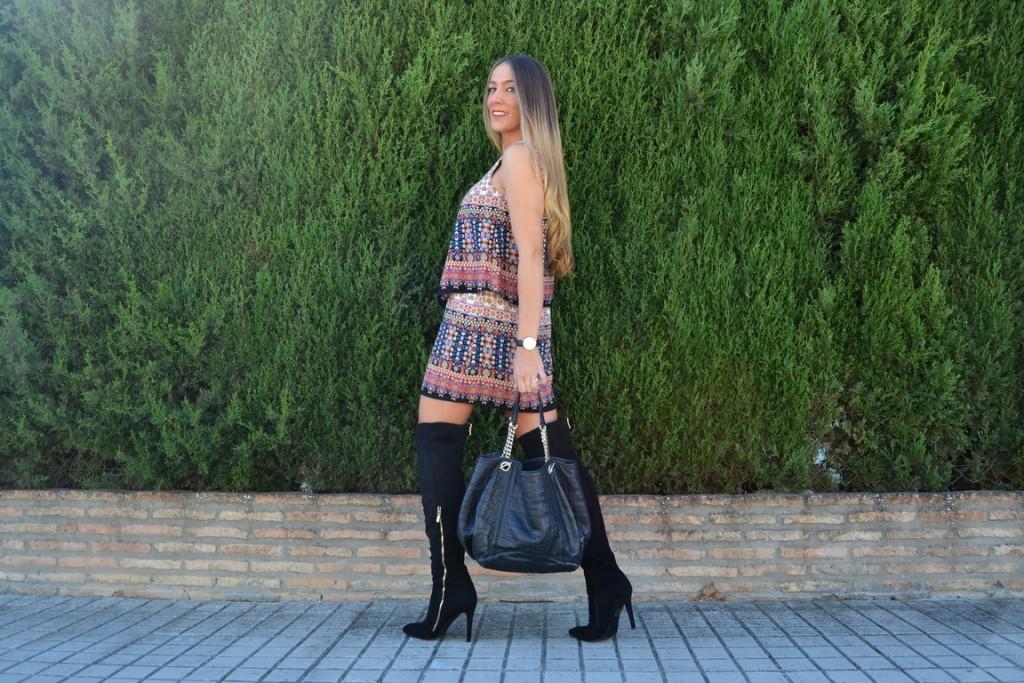 vestido estampado 12