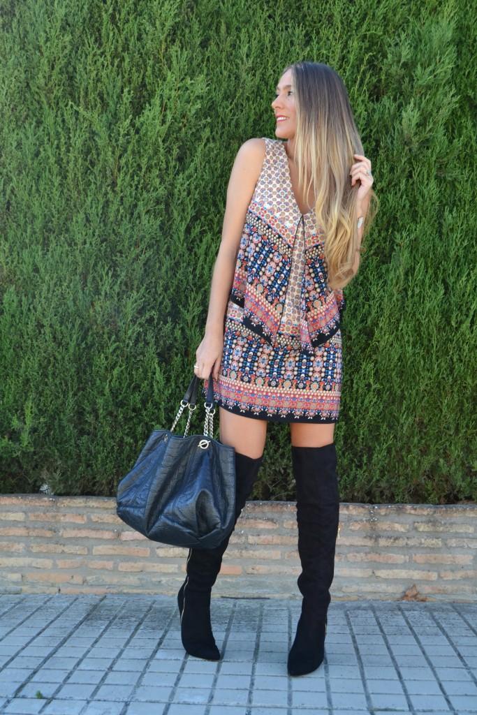 vestido estampado 2