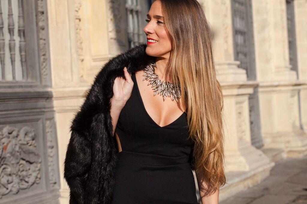 vestido negro 8