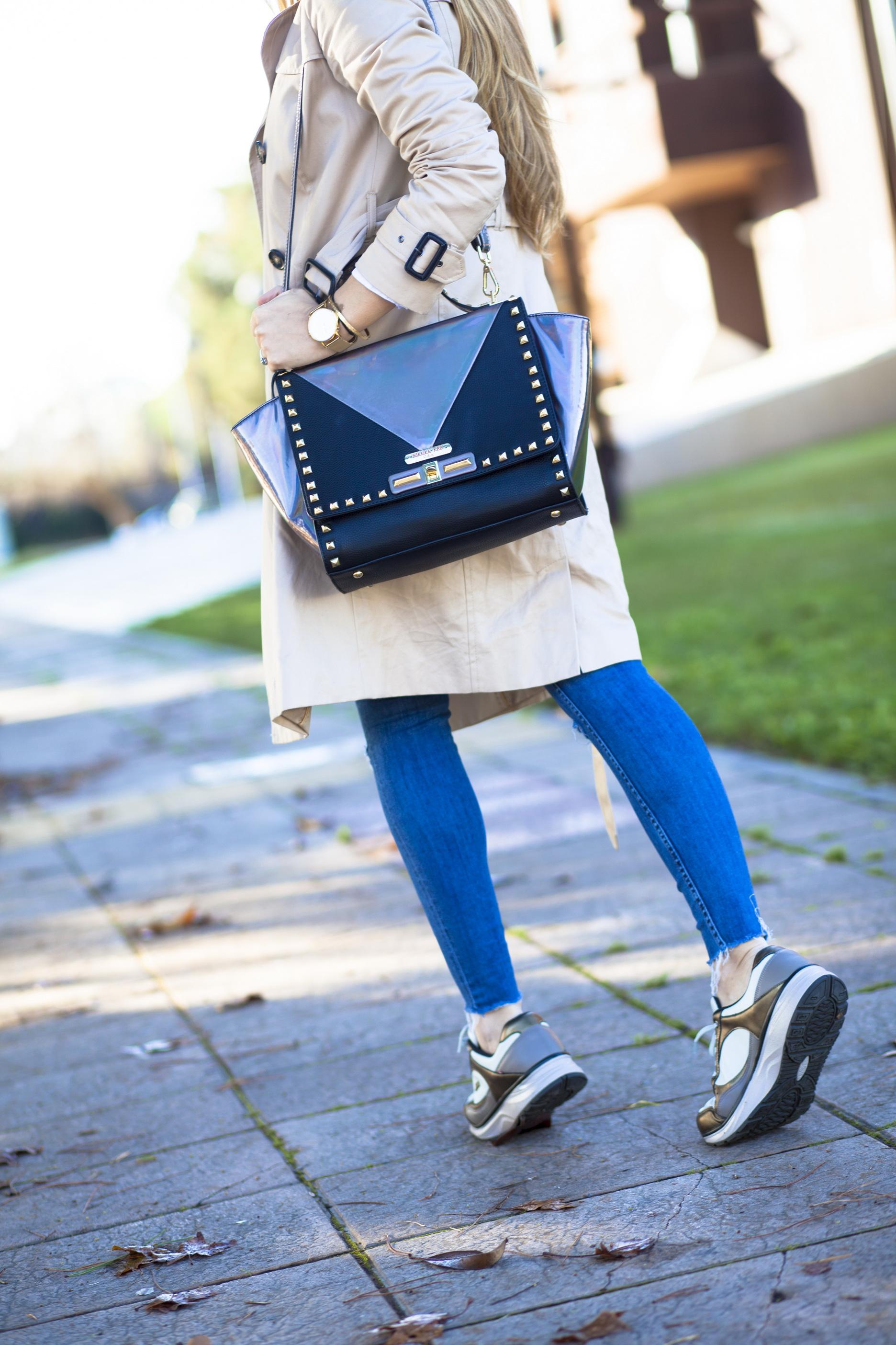 zapatillas joya blogger sevillana