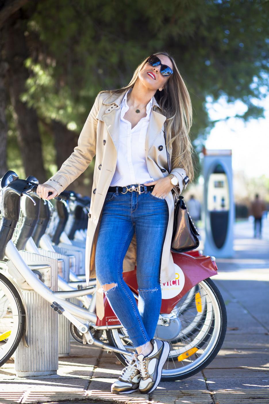 look street style by aracely vera