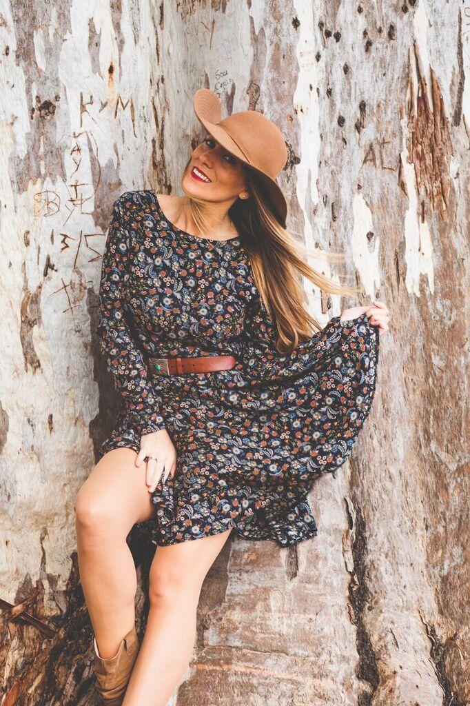 Blogger de moda de Sevilla
