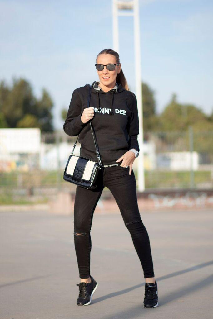 Blogger de moda Araceli Vera
