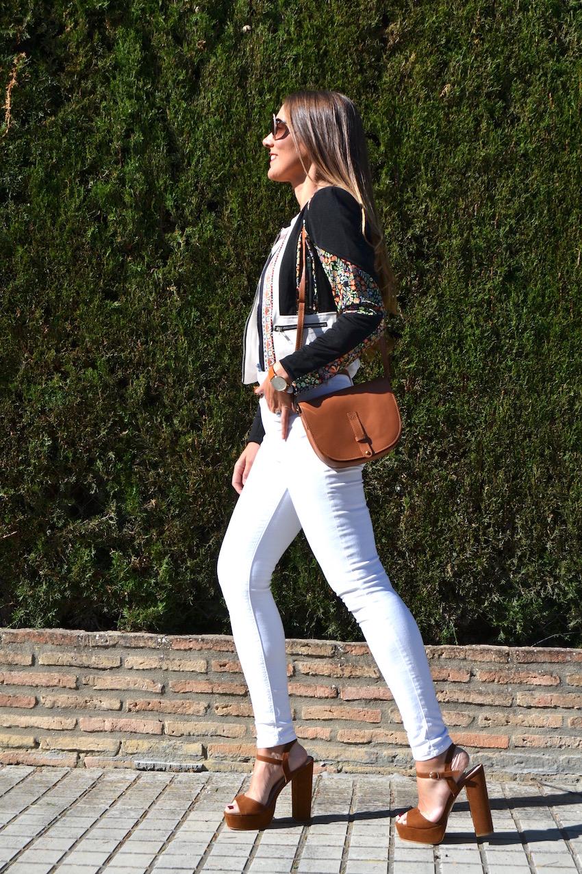 zapatos camel La Redoute