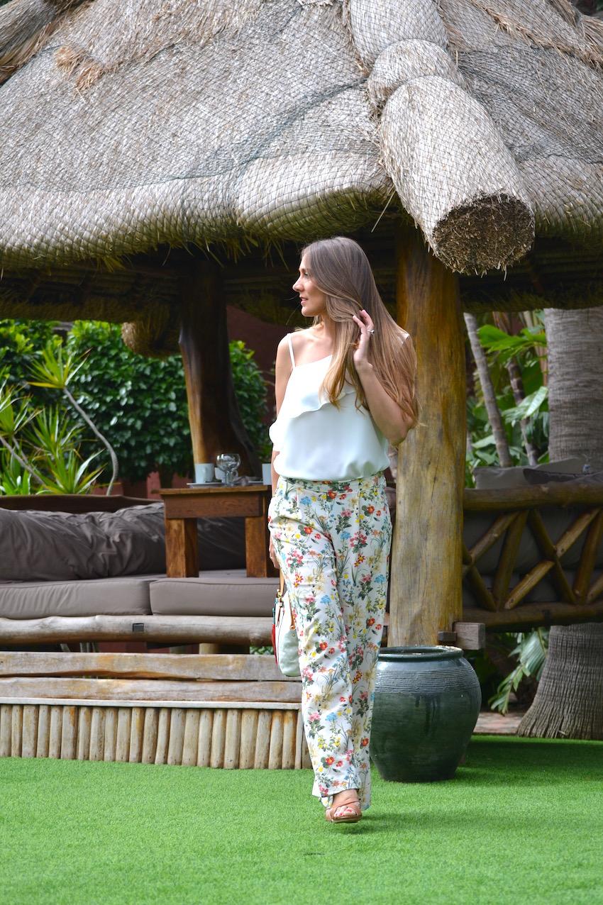 Pantalón Palazo Cayro Woman