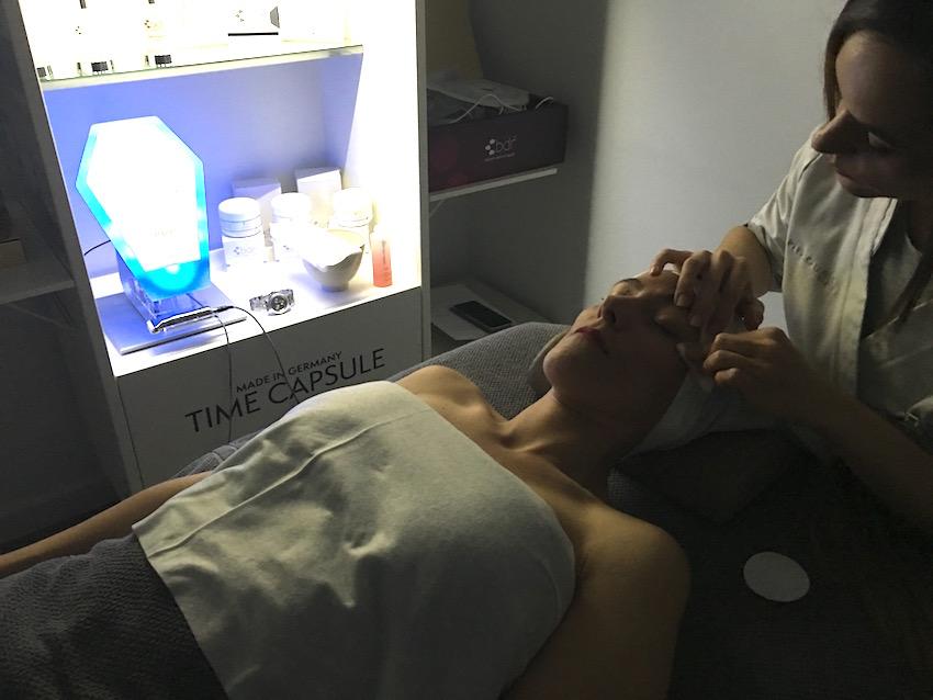 tratamiento en varias sesiones