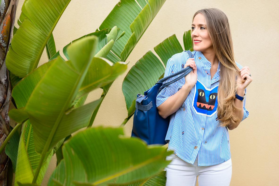 Camisa original de Zara