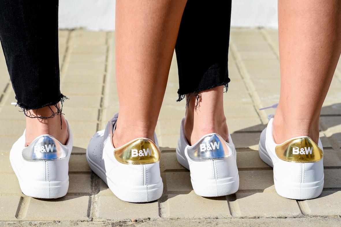 Sneakers Retro de Break & Walk