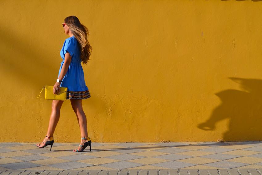 Azul uno de mis favoritos del pantone
