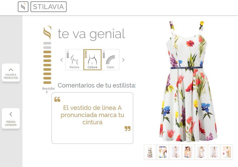 Vestido Look 2