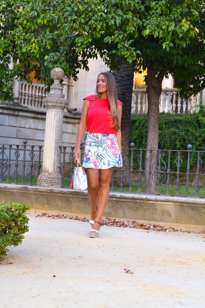 Total Look Amara de la Cruz y Cayro Woman