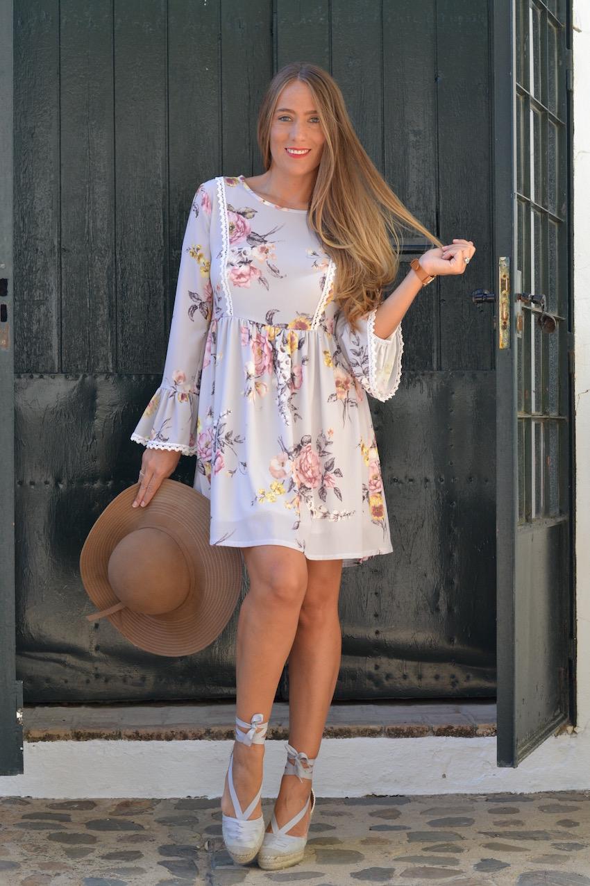 vestido Cayro Woman con print floral