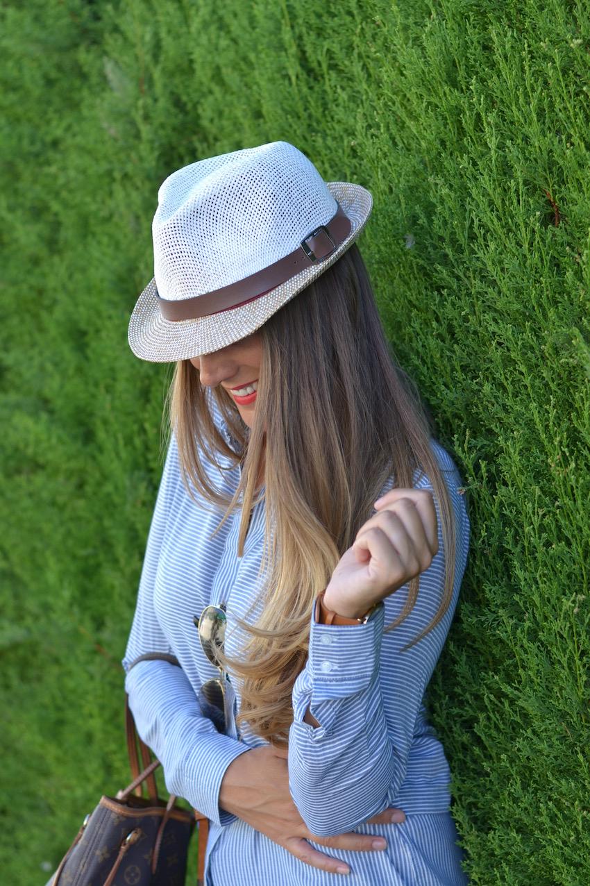 sombrero borsalino Primark