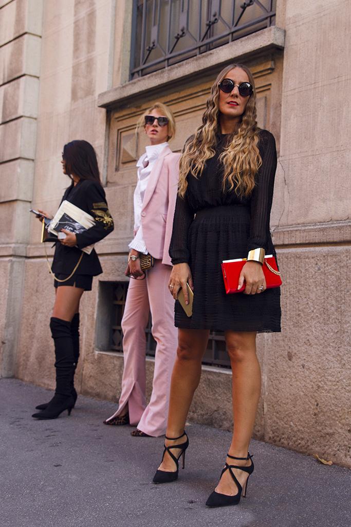 Guapayconestilo en la Fashion Week de Milán
