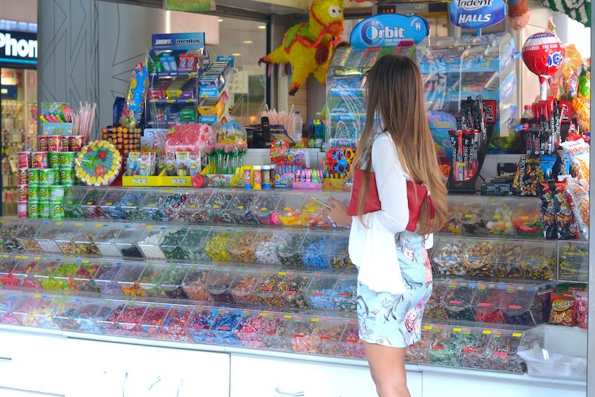 Guapayconestilo con las tiendas de Nervión plaza