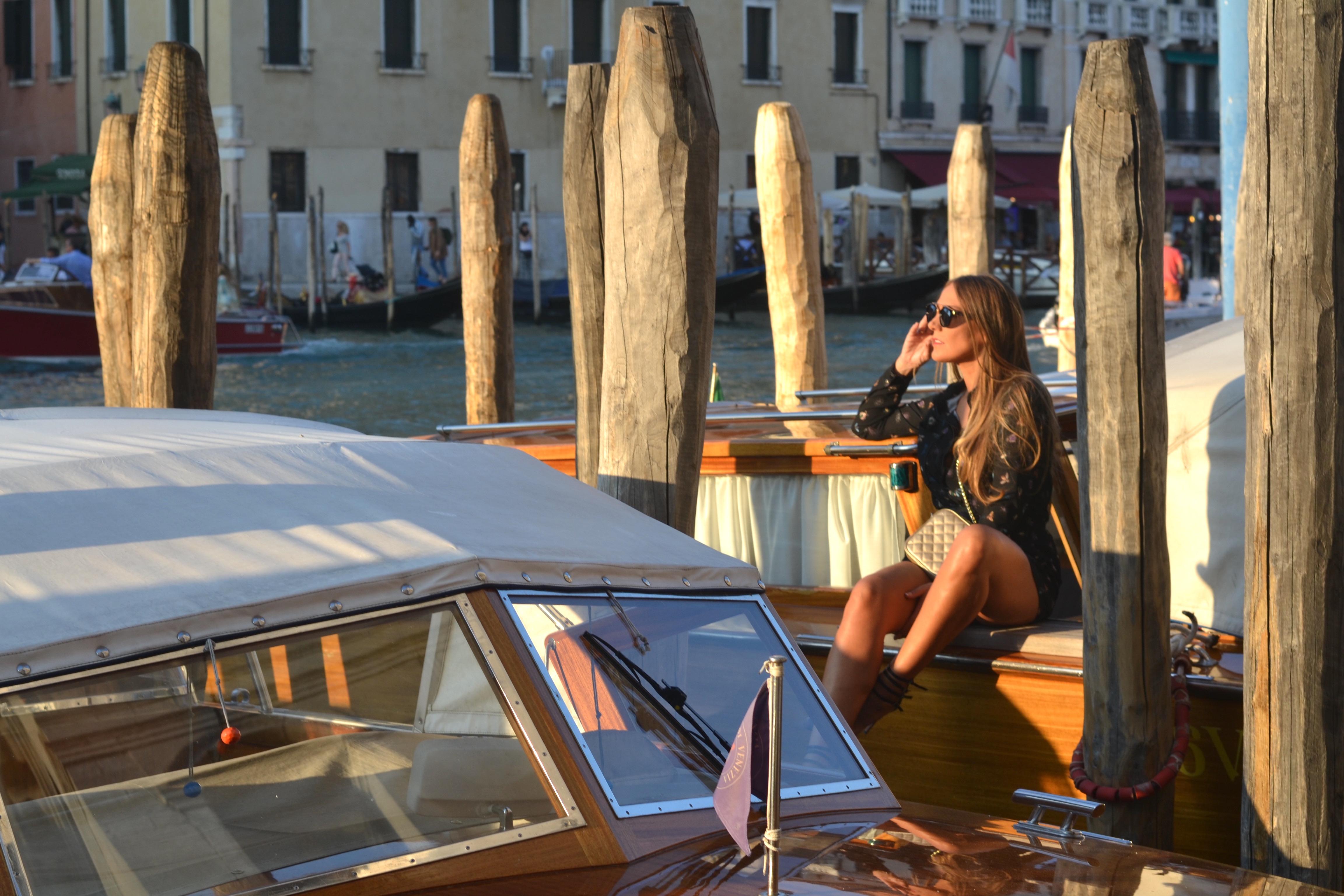 total print Cayro en Venecia