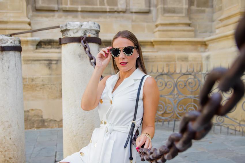 Vestido Blancos en Verano