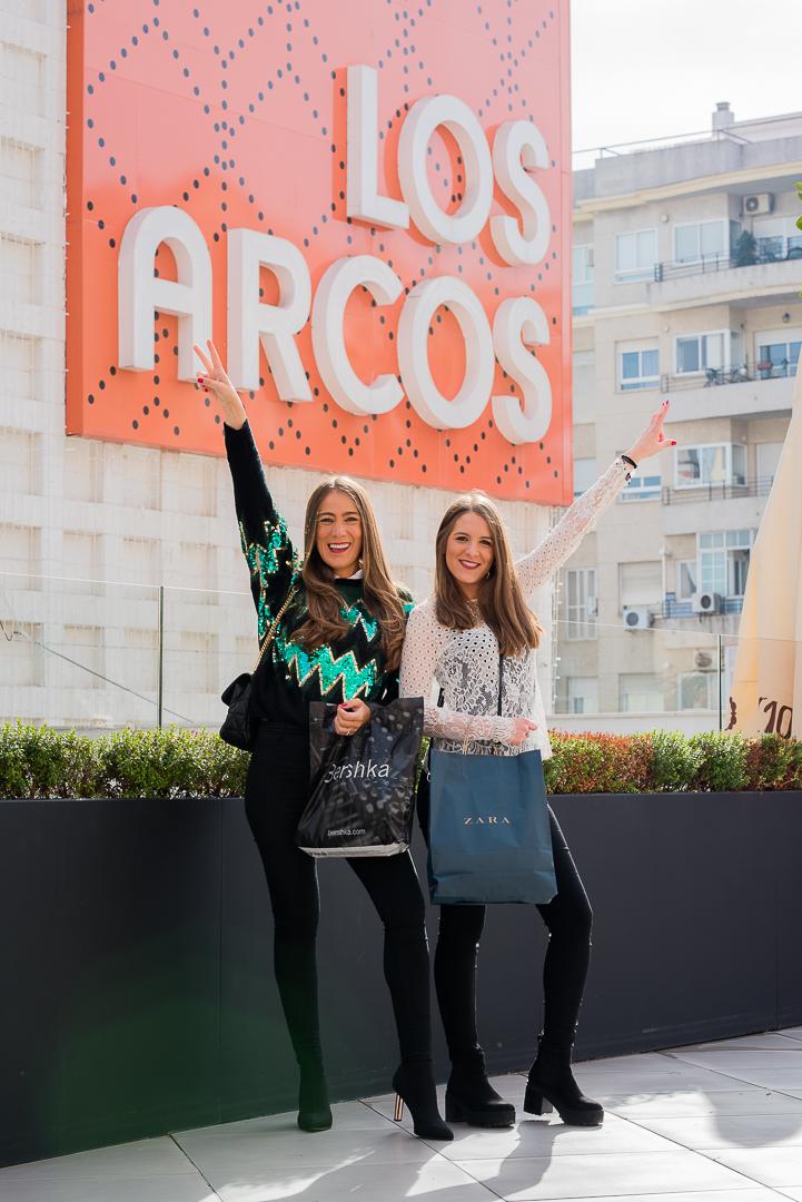 Personal shopper en El Centro comercial Los Arcos con Motorvillage Sevilla